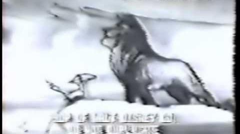The Lion King -Circle of Life Pencil Test (1993)