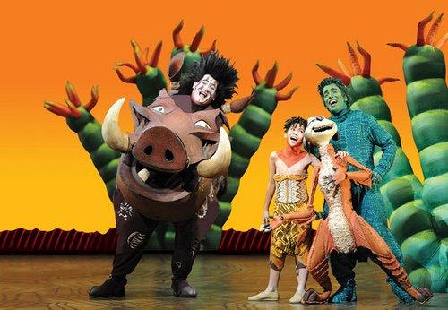 Hakuna Matata (stage musical)