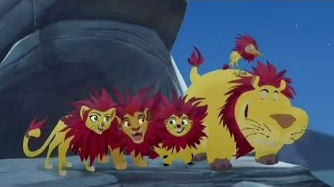 Lion Guard The Ukumbusho Tradition Trailer