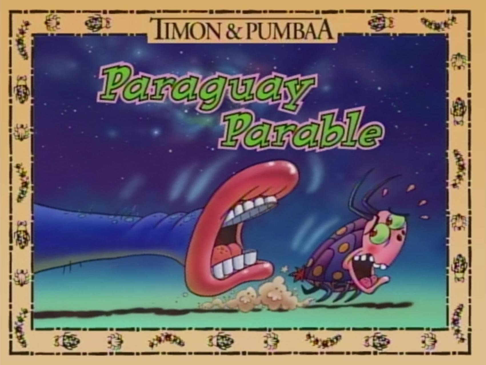 Paraguay Parable