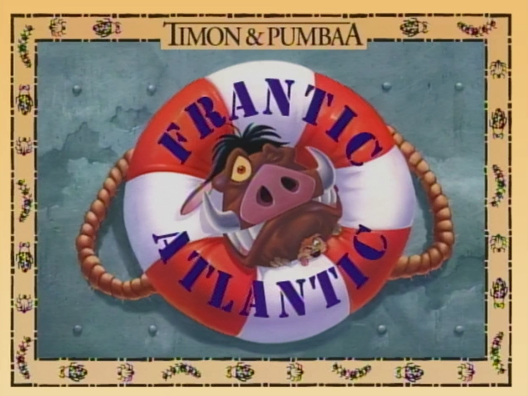 Frantic Atlantic