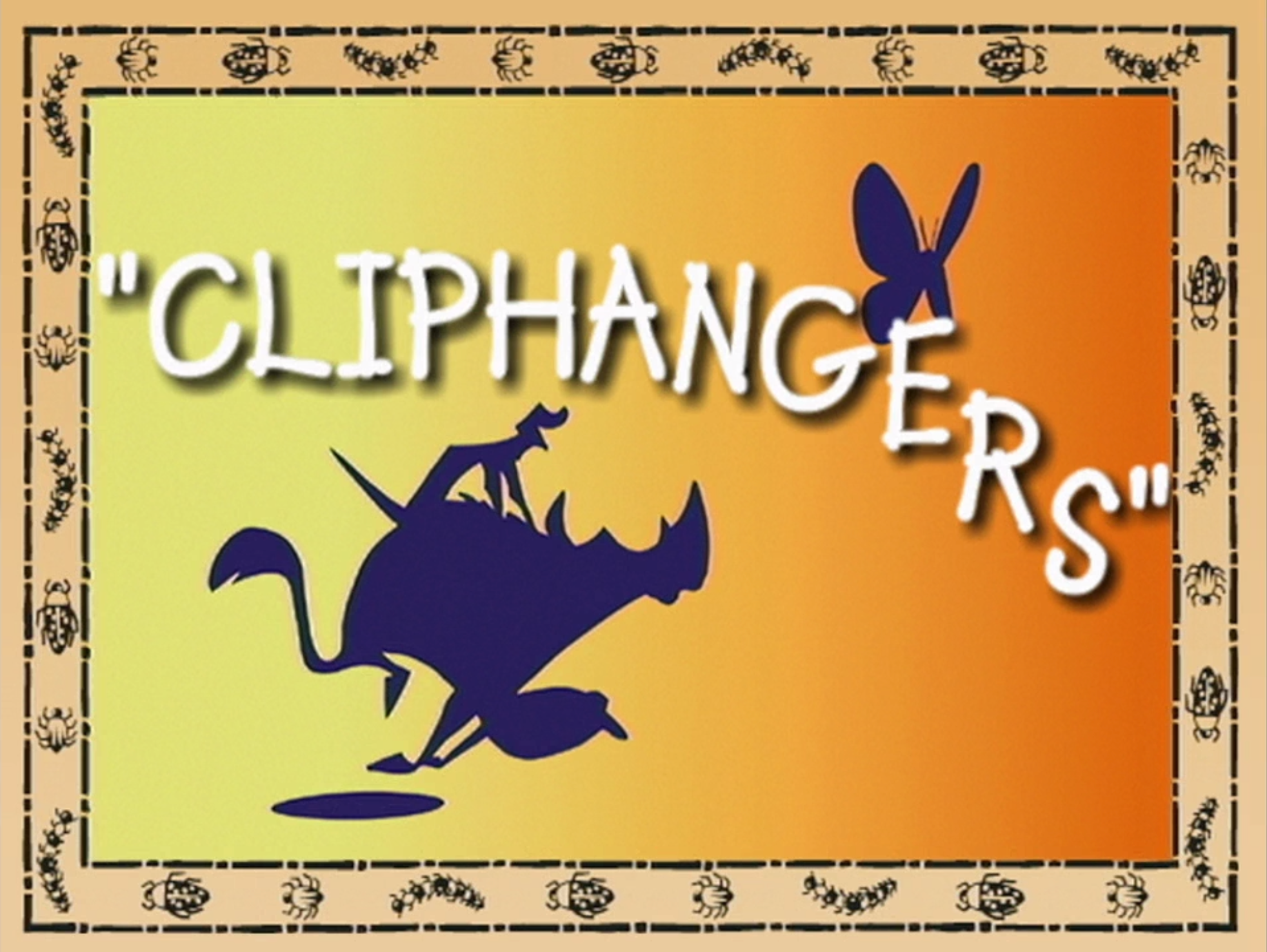 Cliphangers