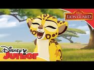 The Lion Guard - 'My Own Way' Music Video - Official Disney Junior Africa