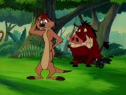 UIL Timon Pumbaa & panther