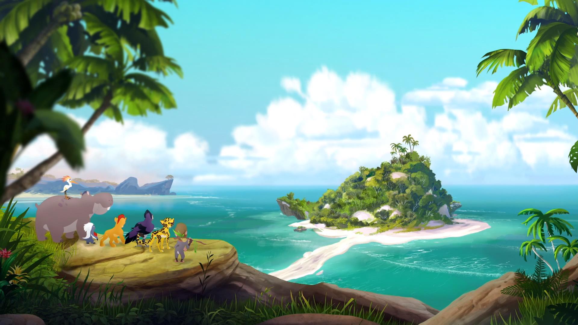 Dragon Island (location)