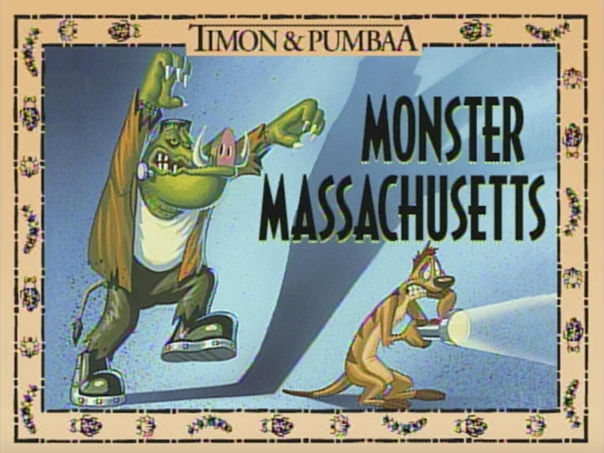 Monster Massachusetts