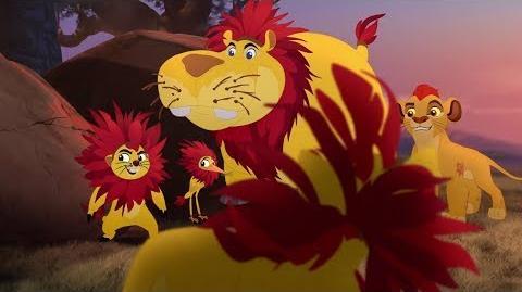 "Lion Guard ""Askari's 'Lion' Guard"" The Ukumbusho Tradition HD Clip"