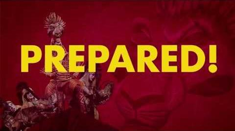 Be Prepared (stage musical)