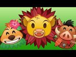 The Lion King As Told By Emoji - Disney