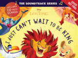 I Just Can't Wait to be King (book)