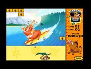 Timon & Pumbaa's Bug Out Game (2000 PC Game)