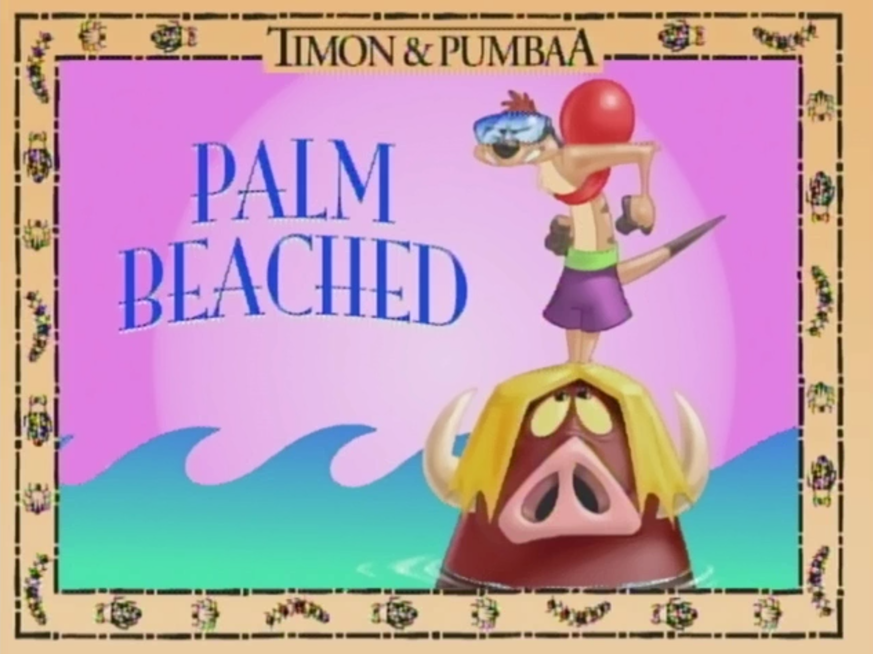Palm Beached