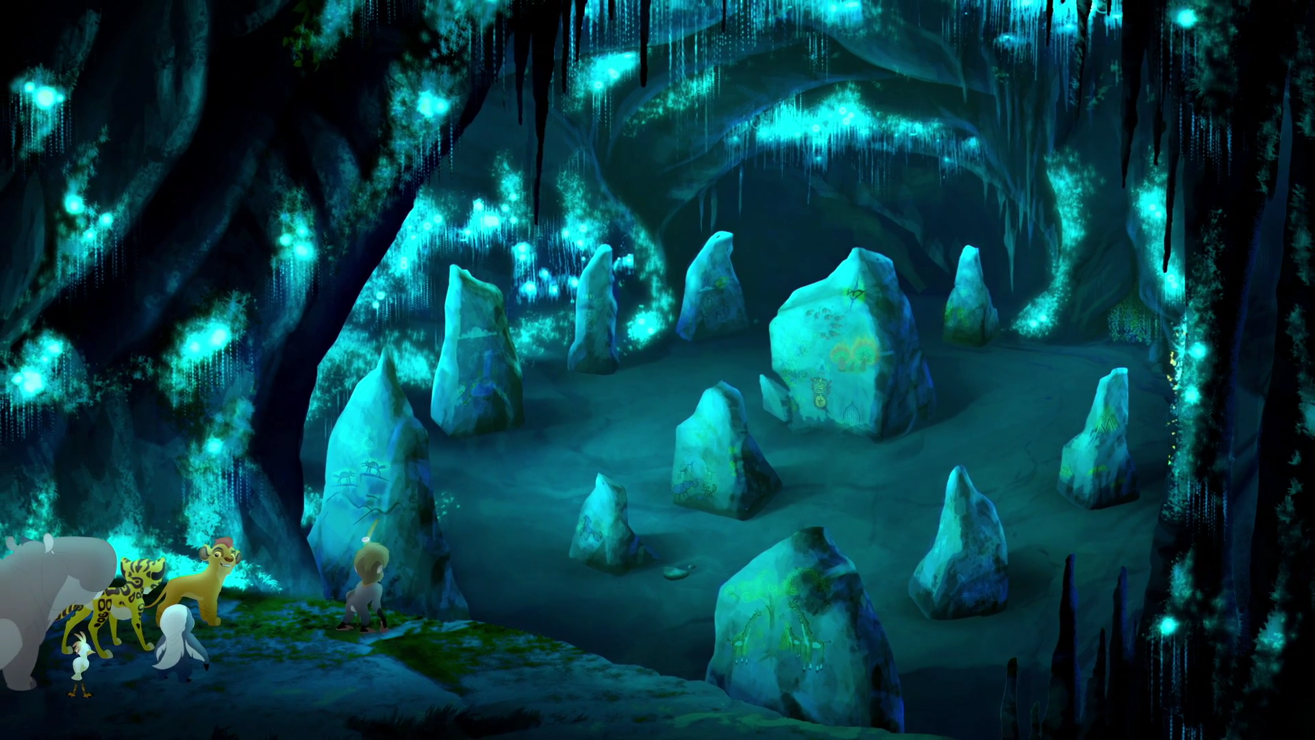 Chamber of the Lion Guard