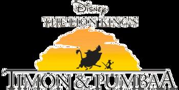 Timon & Pumbaa official logo.png
