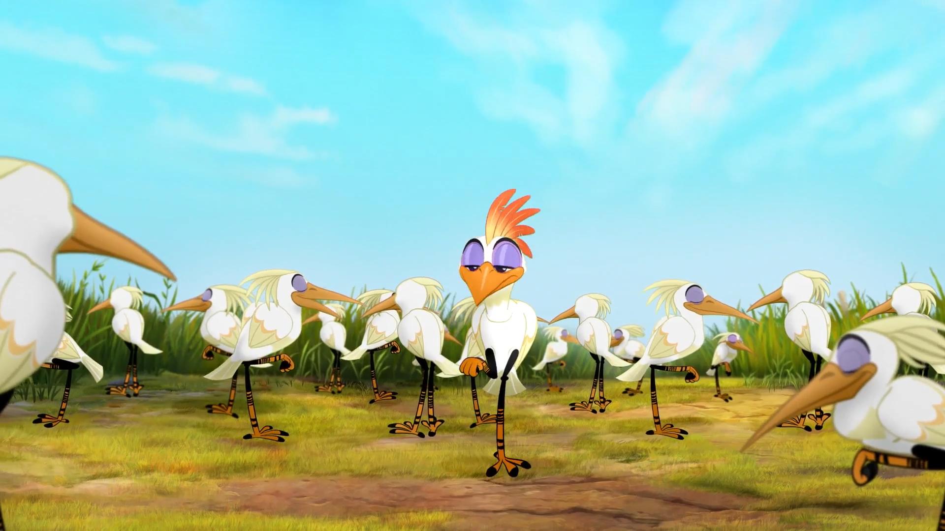 Ono's flock