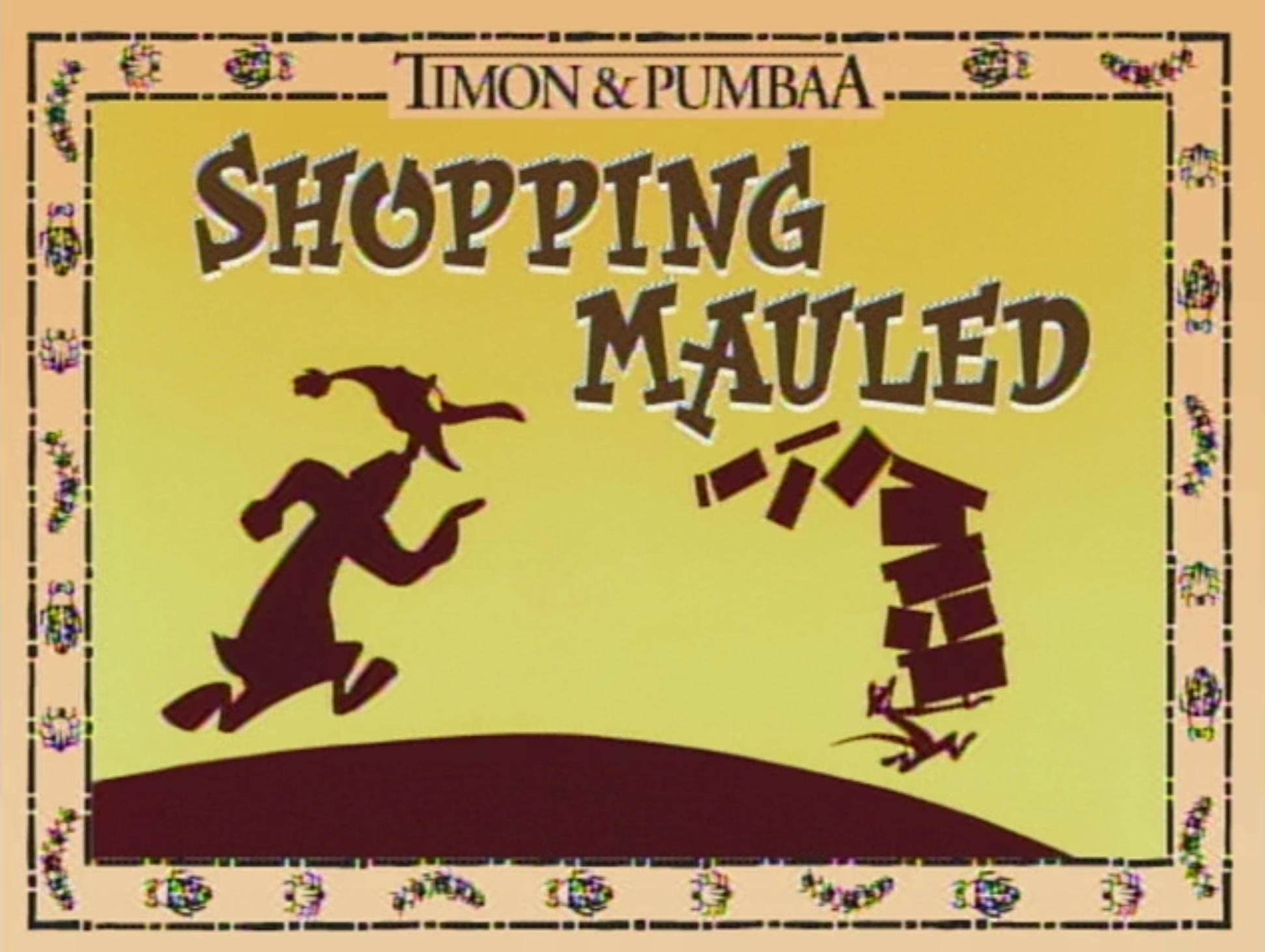 Shopping Mauled