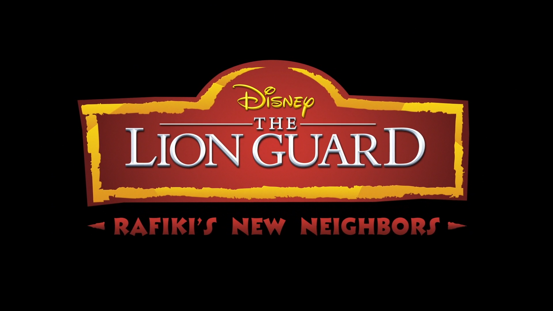 Rafiki's New Neighbors