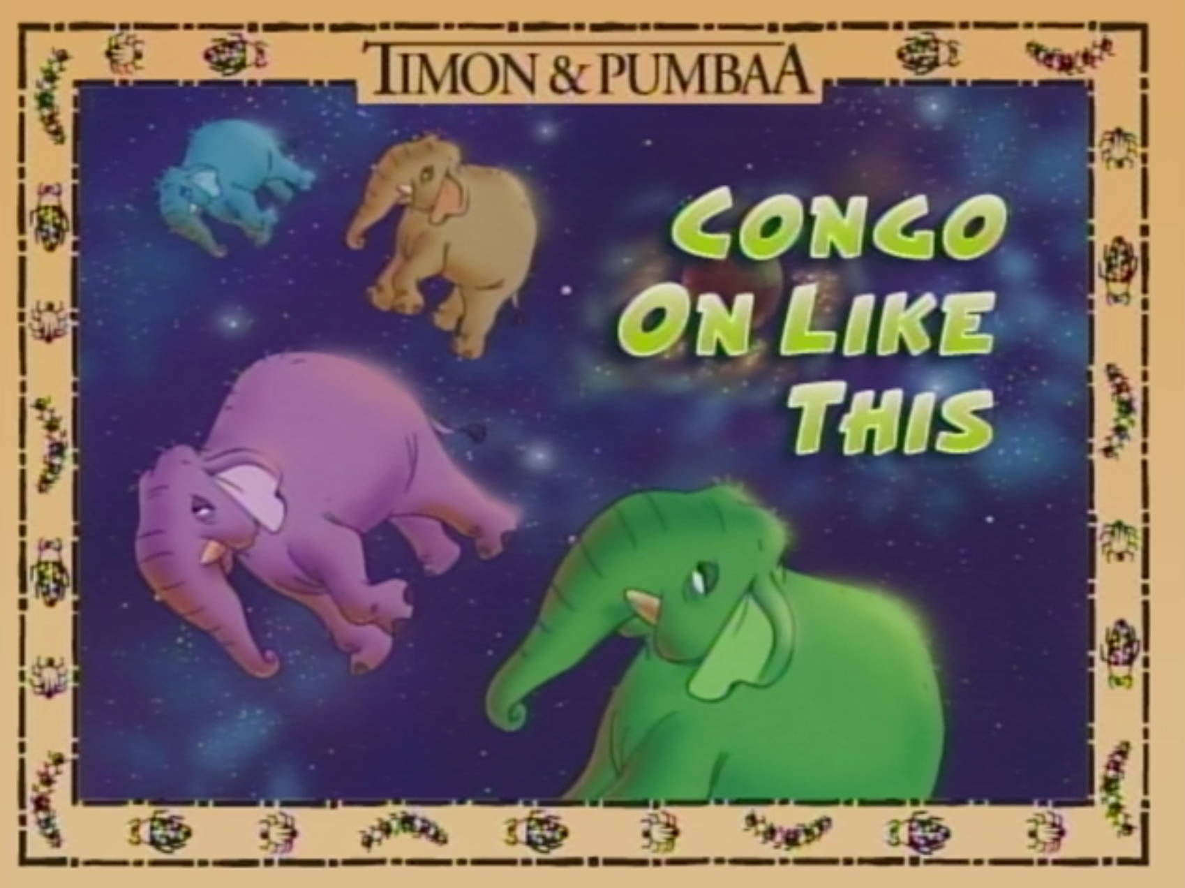 Congo on Like This