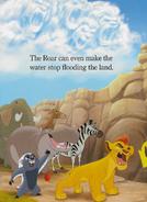 Kion's Roar 6