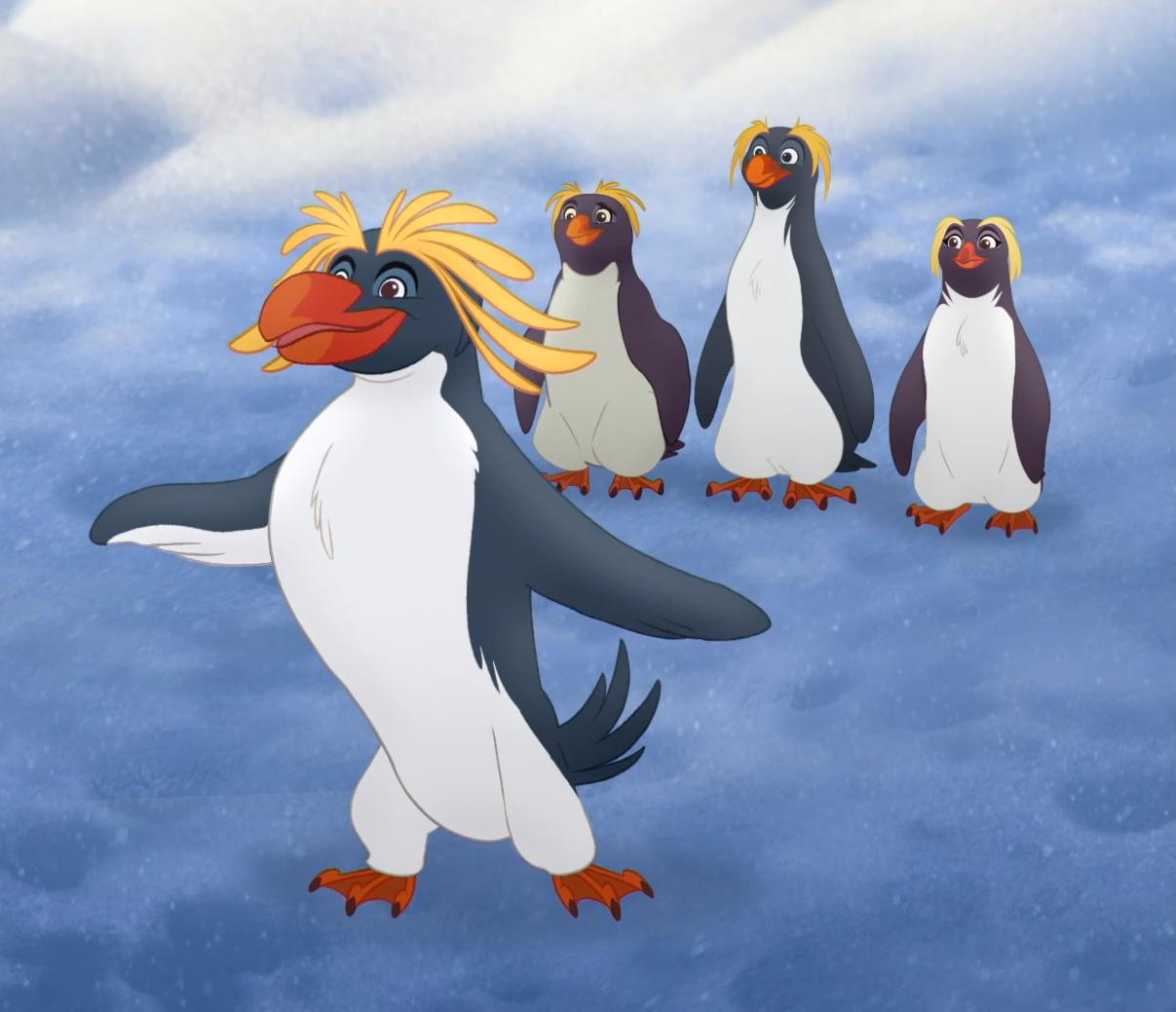 Pinguino's rookery