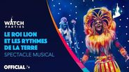 Disneyland Paris Watch Parties - Le Roi Lion et les Rythmes de la Terre 🦁 spectacle complet