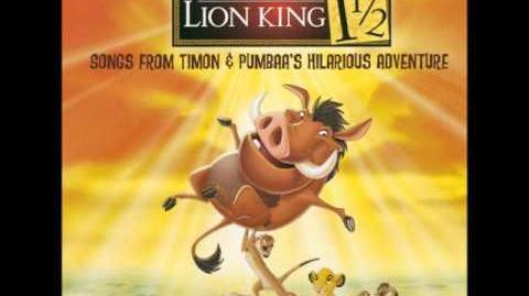 The Lion King 1½ - Digga Tunnah (Dance)
