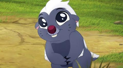 The Lion Guard Baby Bunga HD Clip