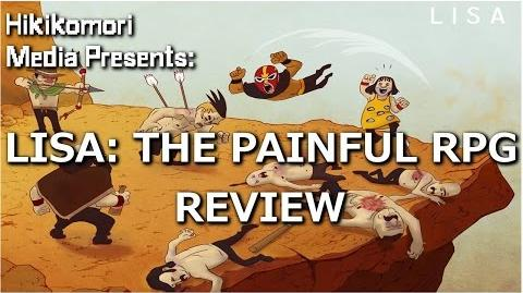 LISA The Painful RPG PC REVIEW - HM