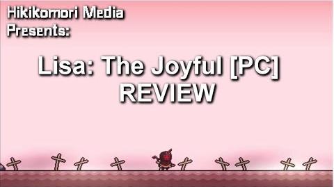 LISA The Joyful PC REVIEW