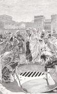Flaubert Trois contes 1892 Hérodias Georges Rochegrosse 3
