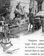 Flaubert Trois contes 1895 Saint Julien Luc-Olivier Merson (2)