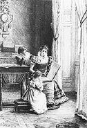 Flaubert Trois contes 1894 Coeur simple Emile Adan (1)