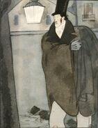 Musset Confession d'un enfant du siècle 1929 Charles Martin