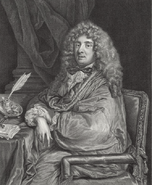 Molière 1773 Jacques Firmin Beauvarlet Sébastien Bourdon