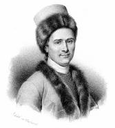Rousseau 1830 Delpech