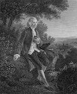 Rousseau 1840 Hippolyte Huet Joseph Albrier