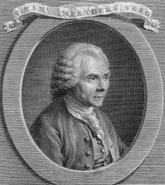 Rousseau 1779 François Rober Ingouf