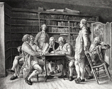 Diderot 1888 Louis Monziès Ernest Meissonier