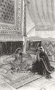 Flaubert Trois contes 1892 Hérodias Georges Rochegrosse 1
