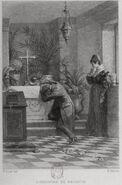 Musset Confession d'un enfant du siècle 1891 Jazet Abot 8