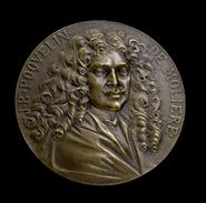 Molière 1922 médaillon