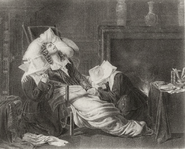 Molière 1810 Pierre Antoine Augustin Vafflard Adrien Migneret