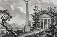 Rousseau monument