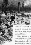 Flaubert Trois contes 1895 Saint Julien Luc-Olivier Merson (7)