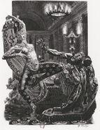Flaubert Trois contes 1927 Hérodias Raphaël Freida 10
