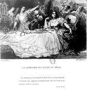 Musset Confession d'un enfant du siècle 1883 Eugène Lami