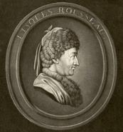 Rousseau 1750 Johann Jakob Haid
