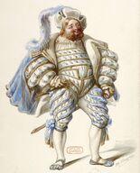 Rabelais Gargantua 1855 Alfred Albert