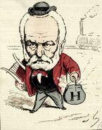 Hugo 1860 Gill