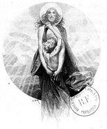 Flaubert Trois contes 1895 Saint Julien Luc-Olivier Merson (12)
